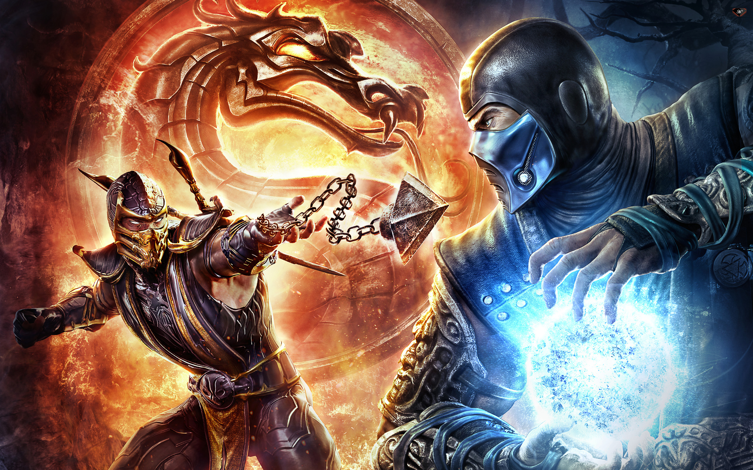 239 Mortal Kombat HD Wallpapers Background Images 2560x1600