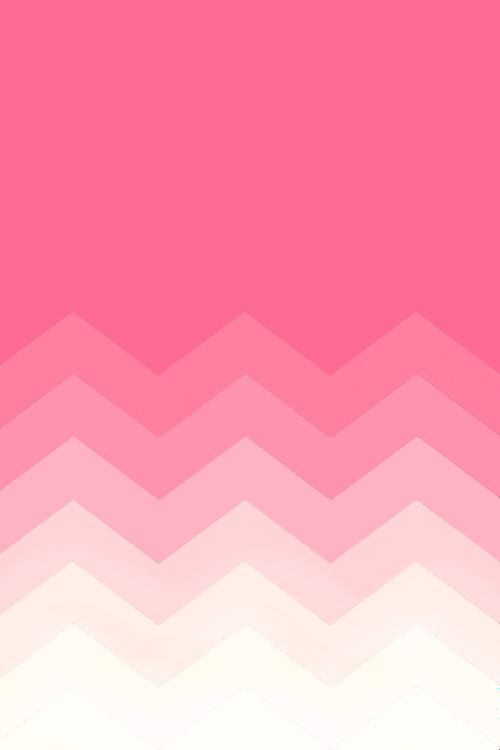Ombrchevron wallpaper Cute Girly Wallpapers Pinterest 500x750