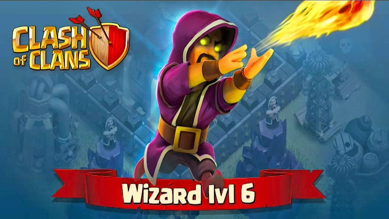 Clash of Clans Wizard Wallpaper HD Full HD Pictures 1280x720
