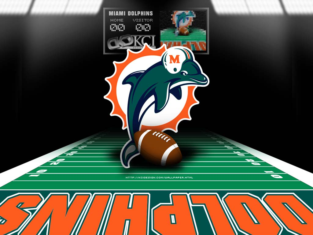 Miami Dolphins Iphone Wallpaper 1024x768