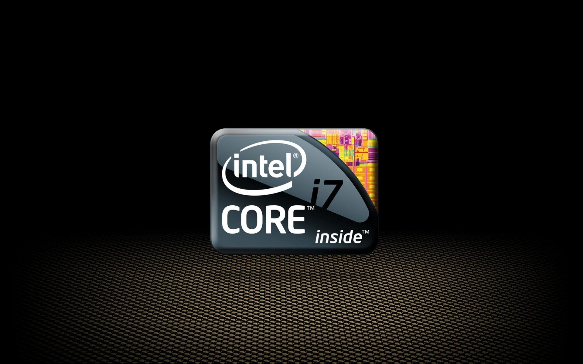 Intel Core i7 Extreme Edition   Mystery Wallpaper 1920x1200