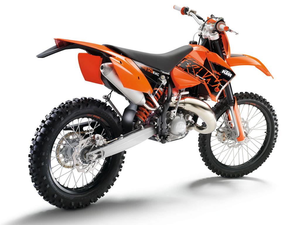 KTM 125 EXC 1024x768