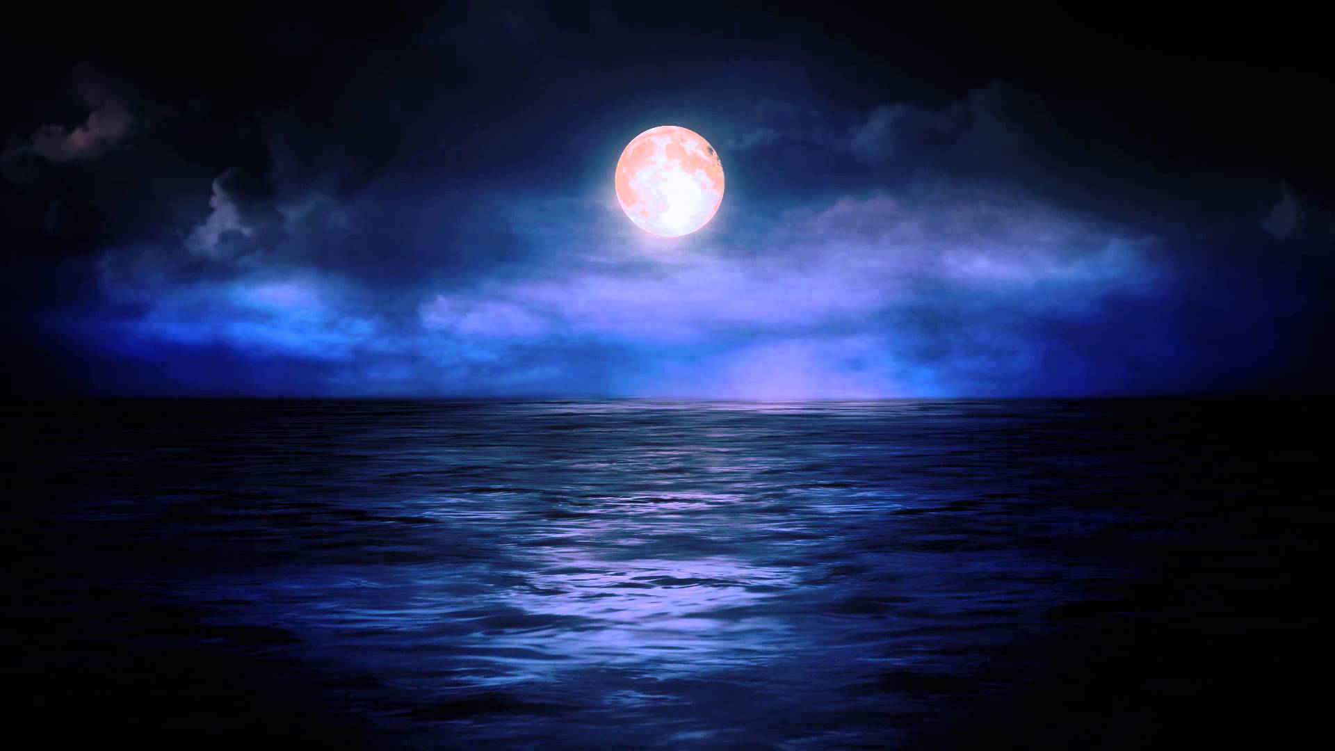 Moon Background Wallpaper 16404   Baltana 1920x1080
