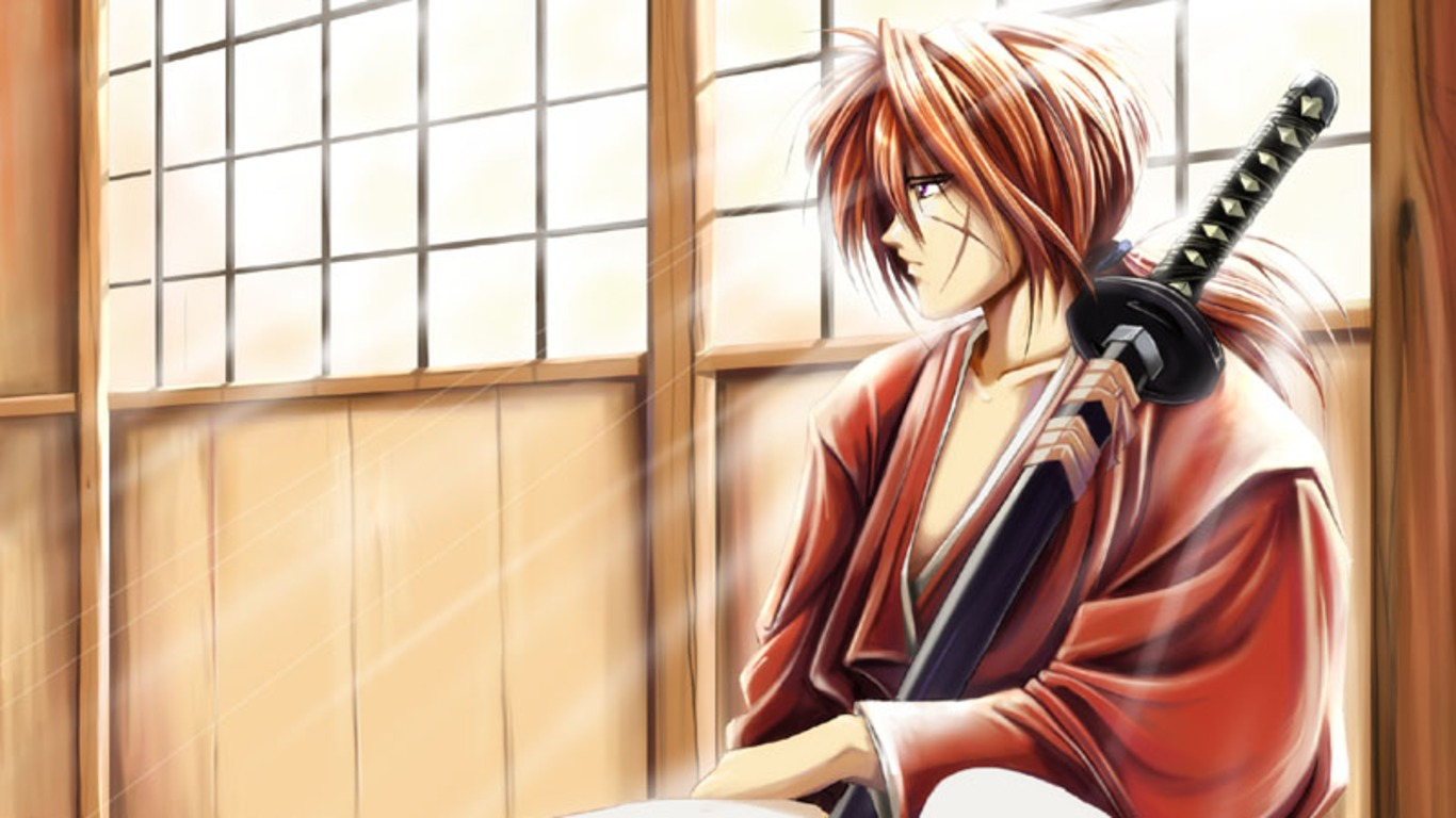 Pictures of kenshin himura List of Rurouni Kenshin characters - WikiVisually