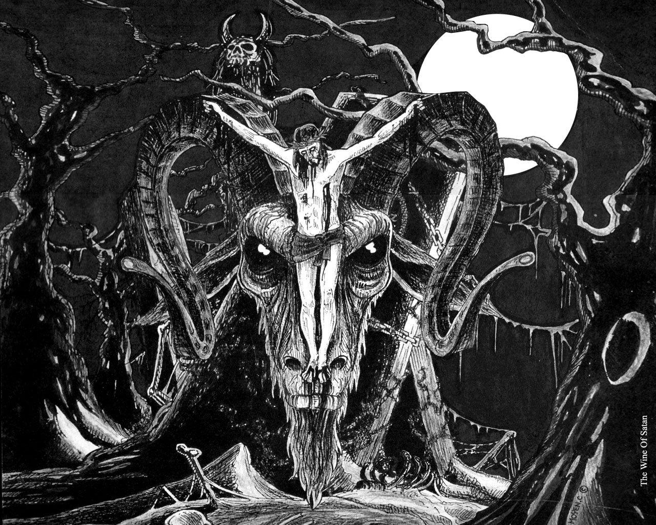 Pin Satan Evil Angel Wallpaper From Angels Wallpapers 1280x1024