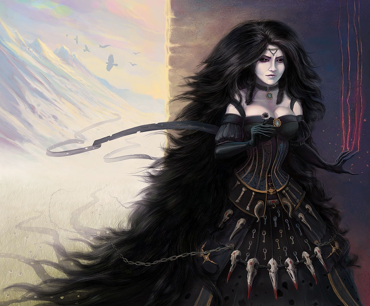 Wallpaper World Evil Witch Wallpapers 1200x992