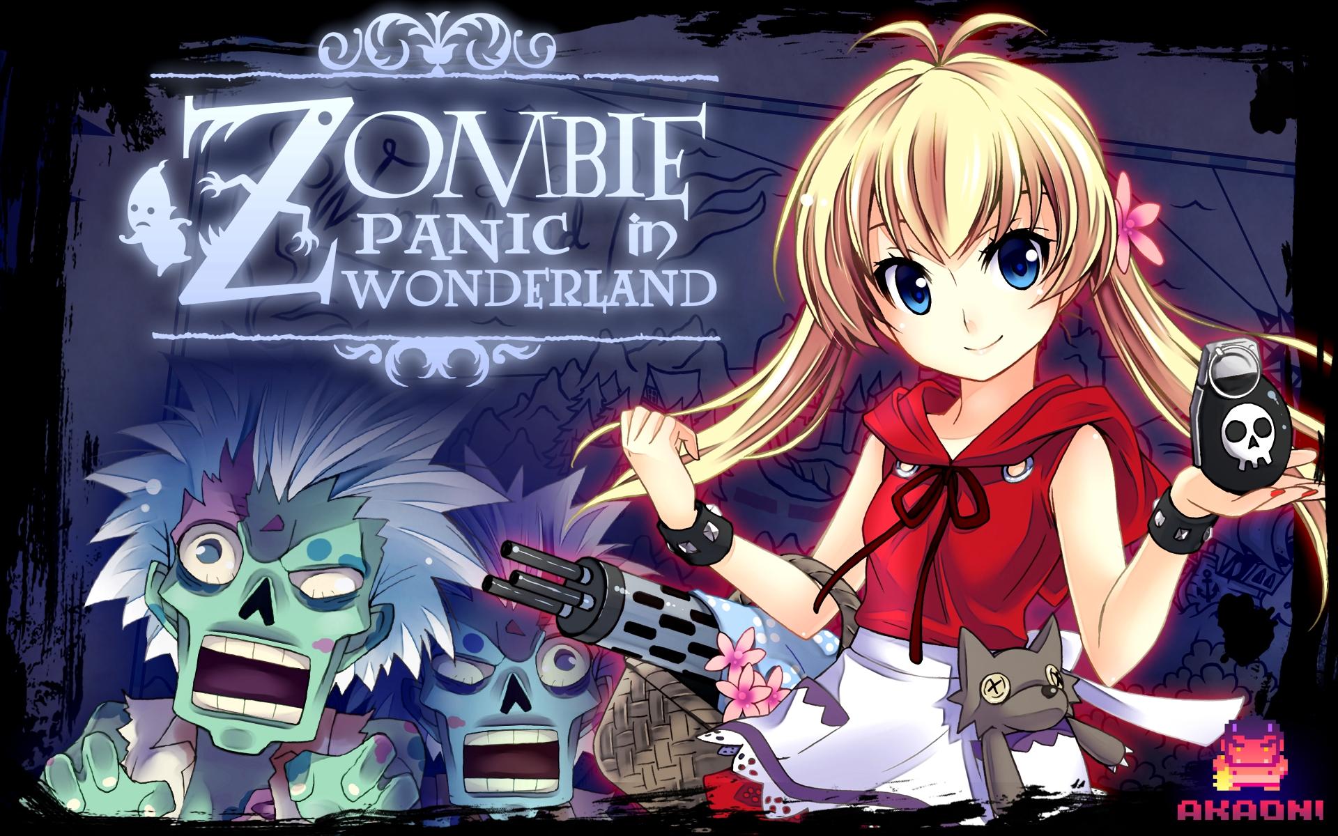 Free Download Zombie Panic In Wonderland Computer Wallpapers