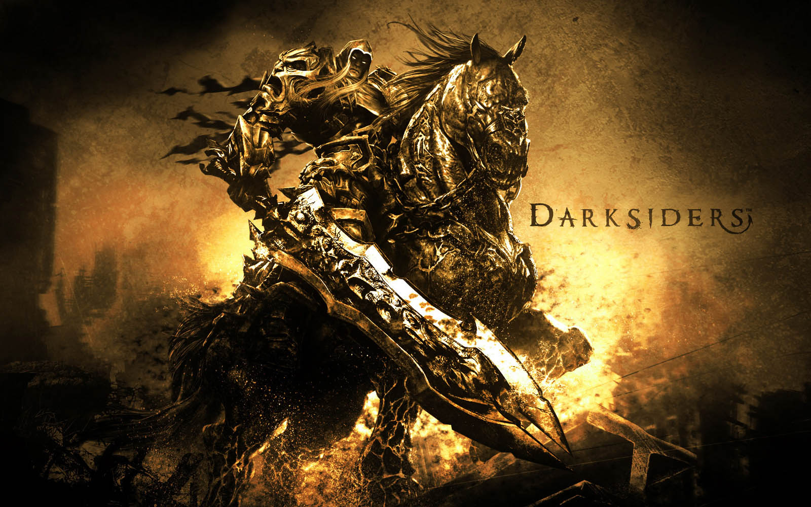 Tag Darksiders Game Wallpapers Backgrounds Photos Pictures and 1600x1000