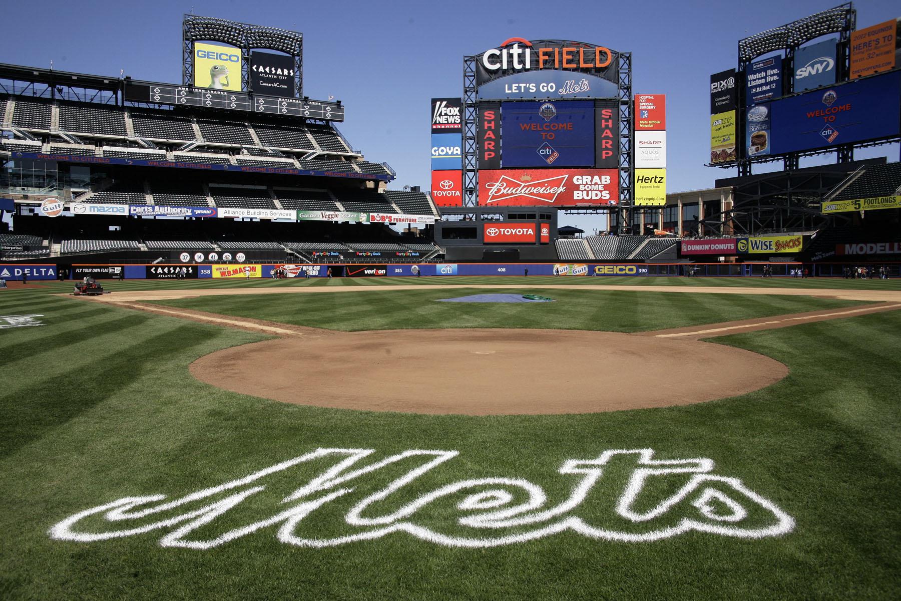 Mets make massive offseason pickup A new scoreboard screen New York 1800x1200