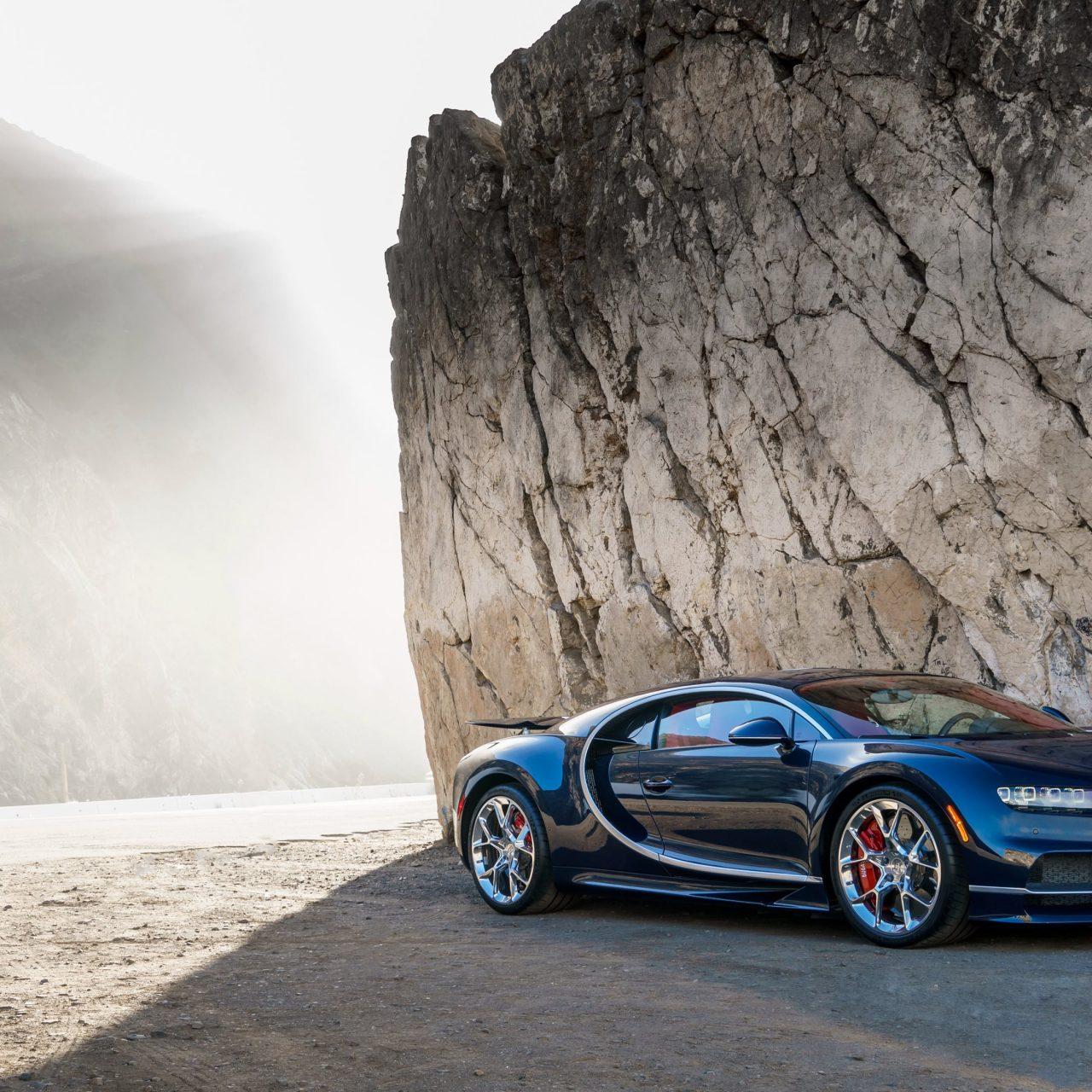 Bugatti Chiron 2018 Wallpapers