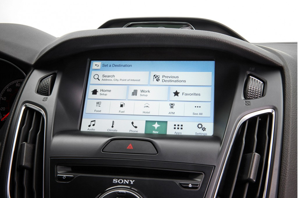 Ford Sync Touch Wallpaper Size Autos Post 1024x682
