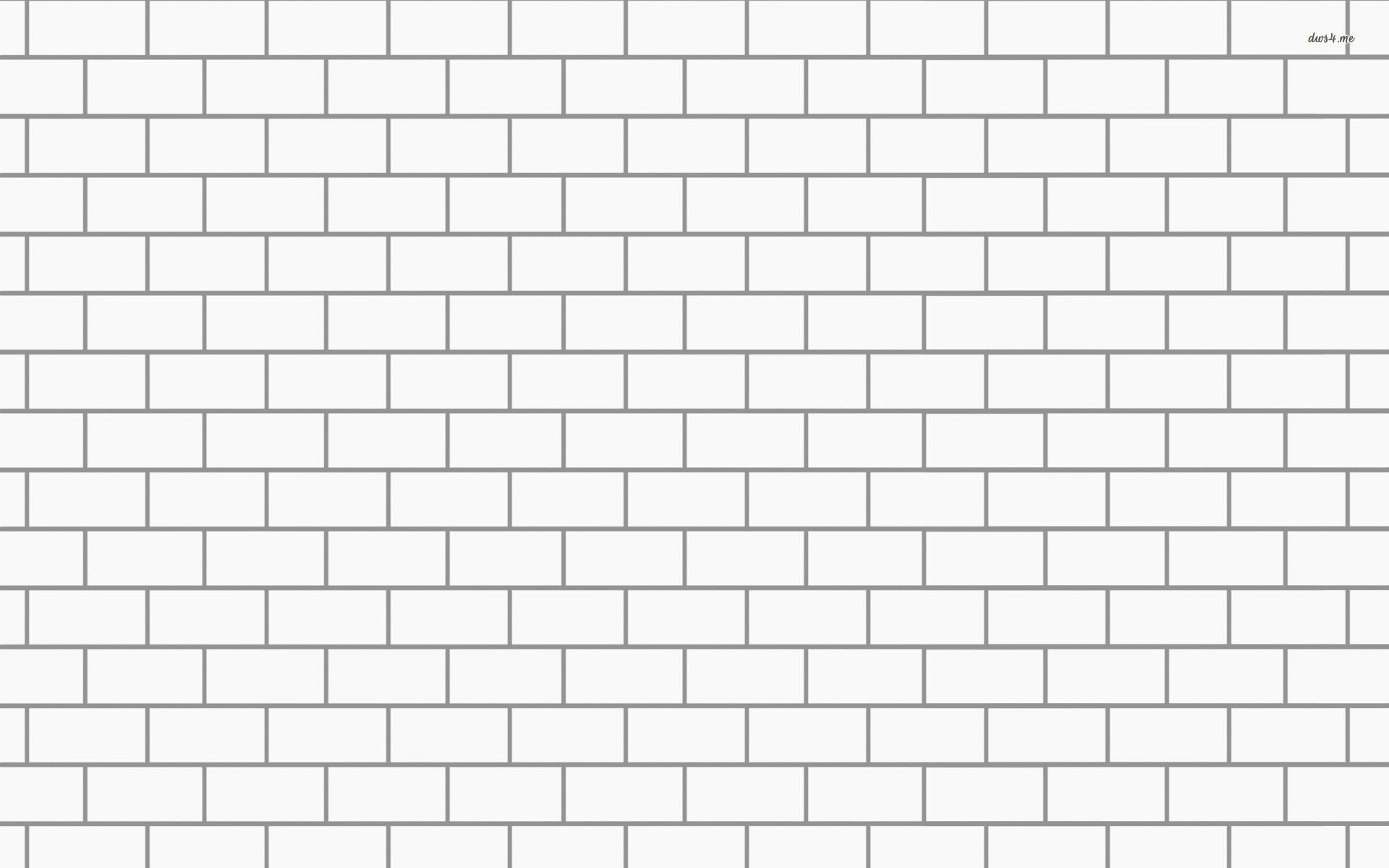 White Brick Wall Vector Wallpaper Ipbrick X