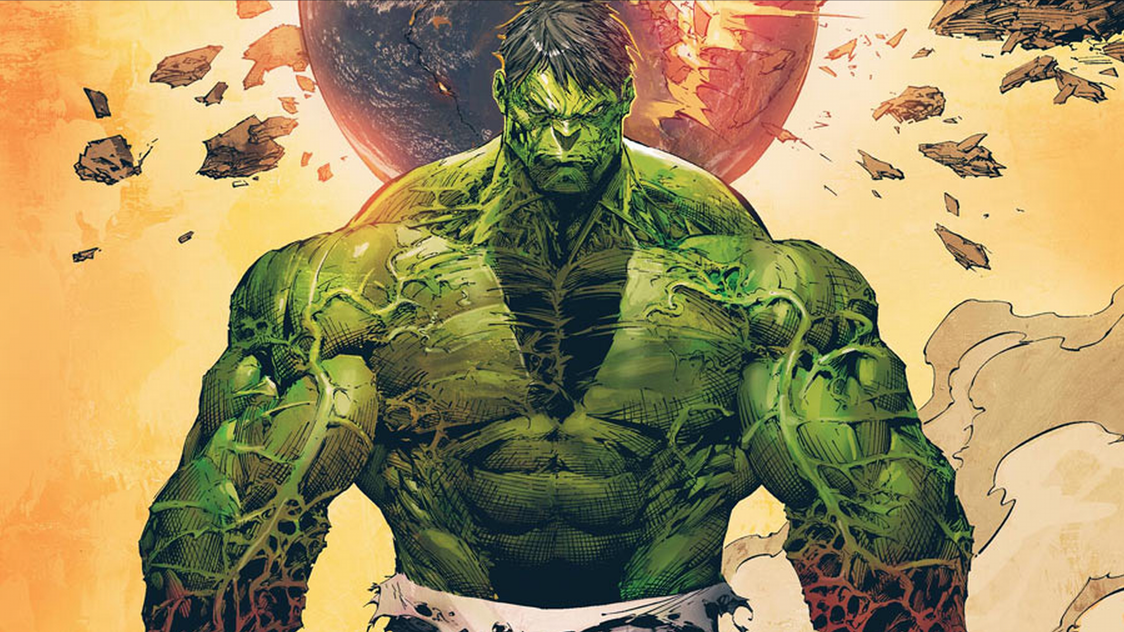 265 Hulk HD Wallpapers Background Images   Page 2 3840x2160