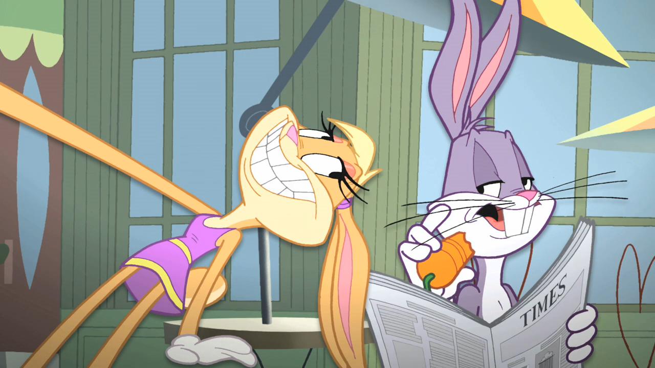 Looney tunes lola bunny good idea