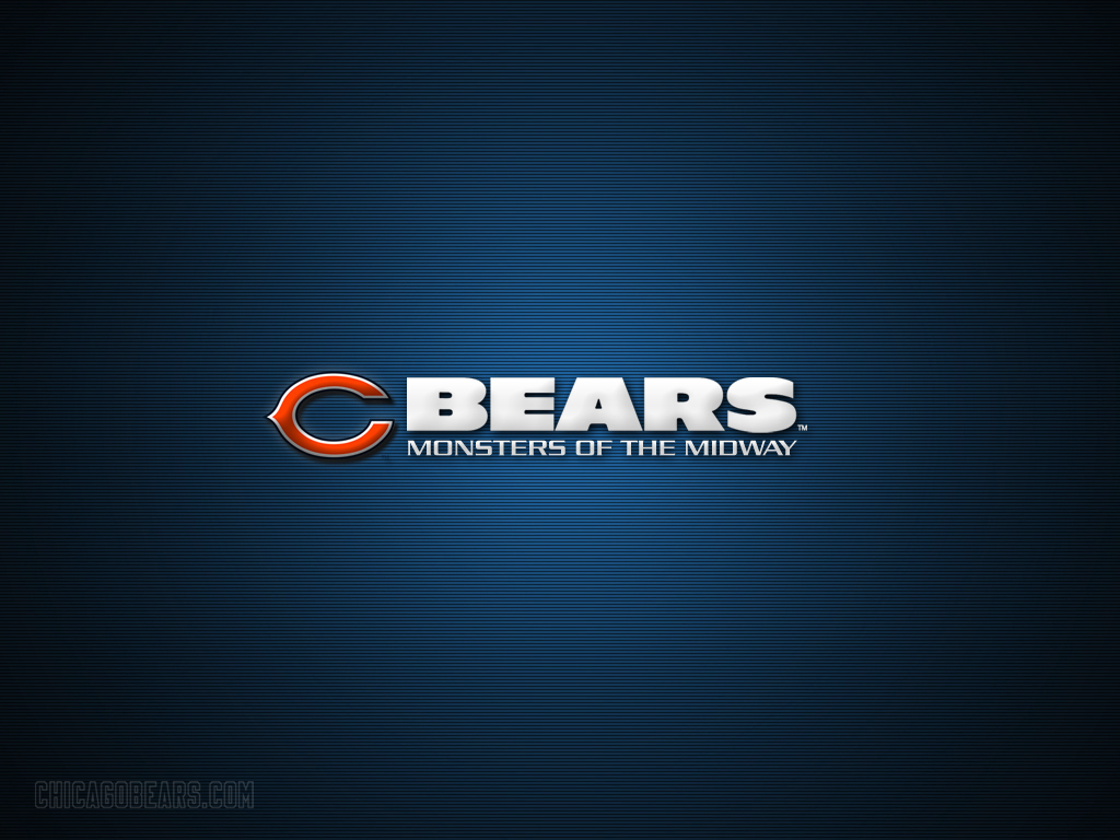 Chicago Bears Wallpaper In HD Background Download 1024x768