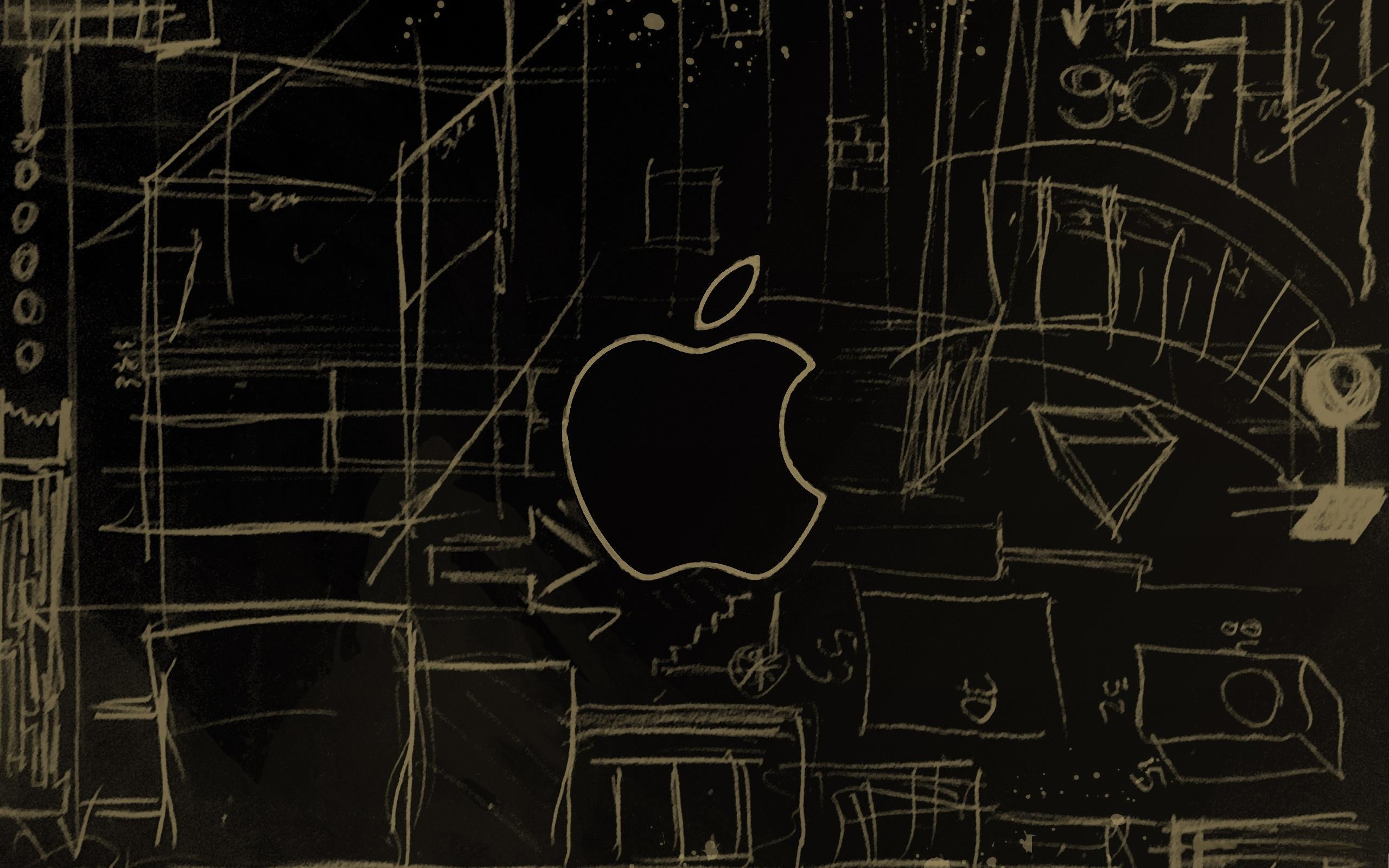 Logo Sketch Mac Wallpaper Download Wallpapers 2560x1600
