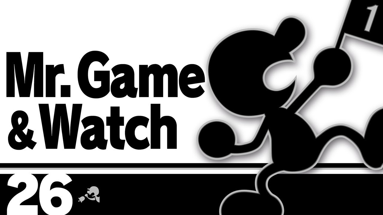 26 Mr Game Watch Super Smash Bros Ultimate 1280x720