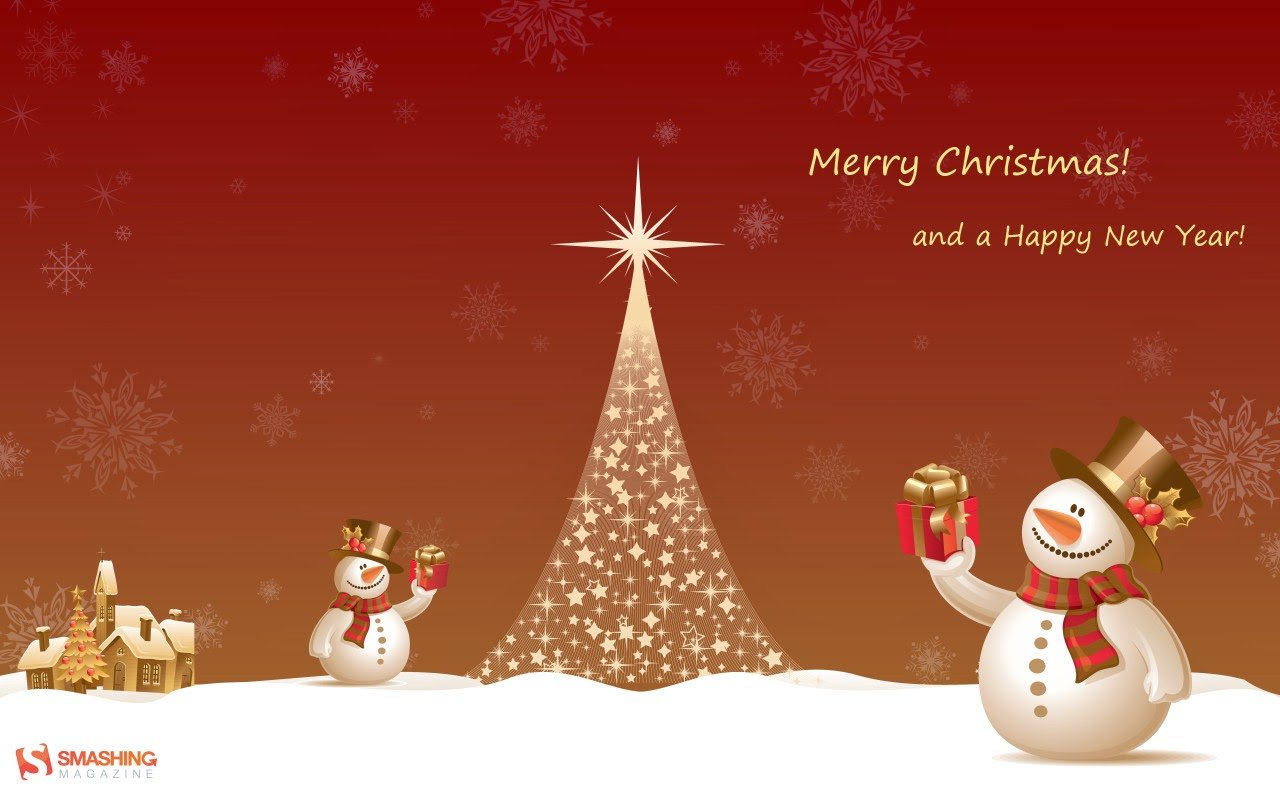 Merry Christmas and Happy New Year 2015 Wallpaper HD Images | Happy ...