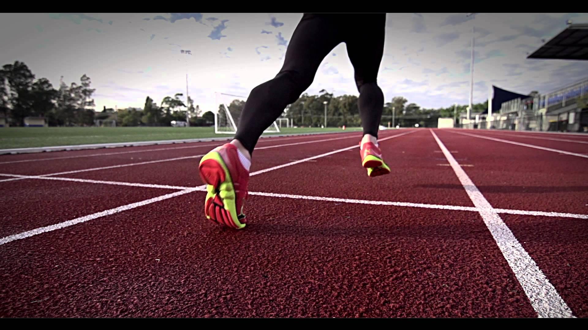 Nike Track Wallpaper Running 1920x1080