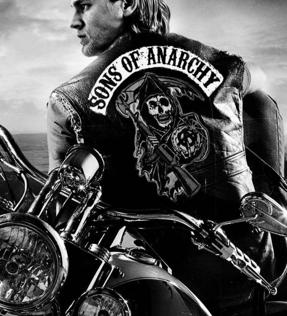 Sons Of Anarchy Mobile Wallpaper Wallpapersafari