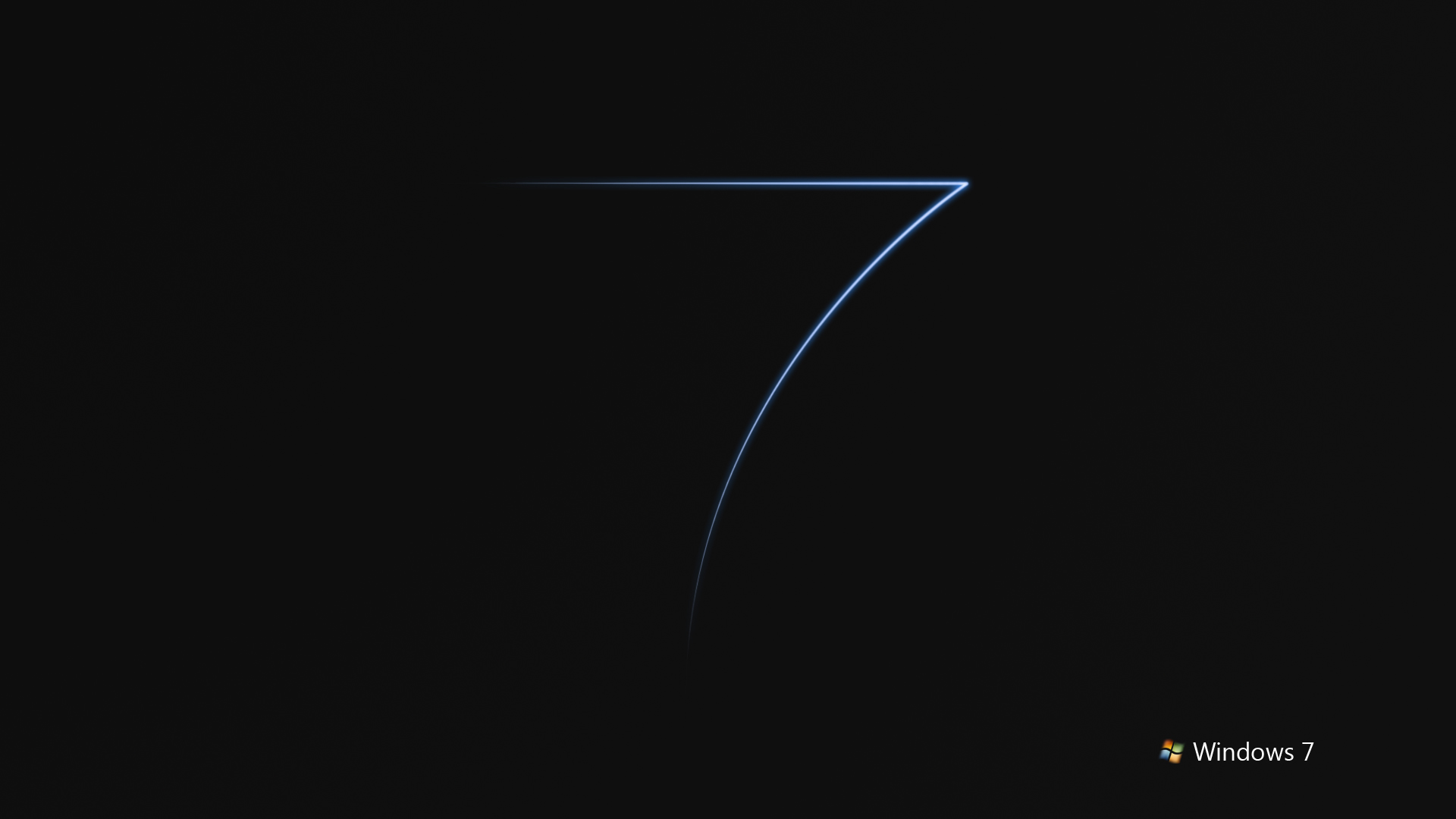 Black Windows 7 Official Download wallpaper brands and 1920x1080