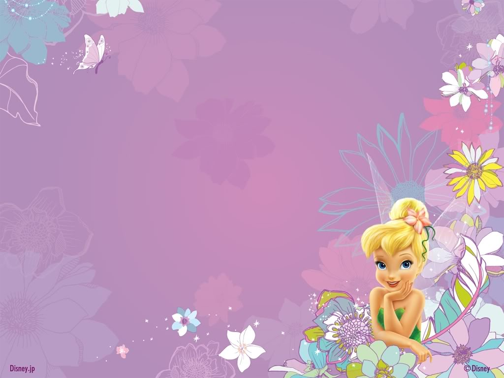Wallpapers Photo Art Tinkerbell Wallpapers Tinkerbell 1024x768