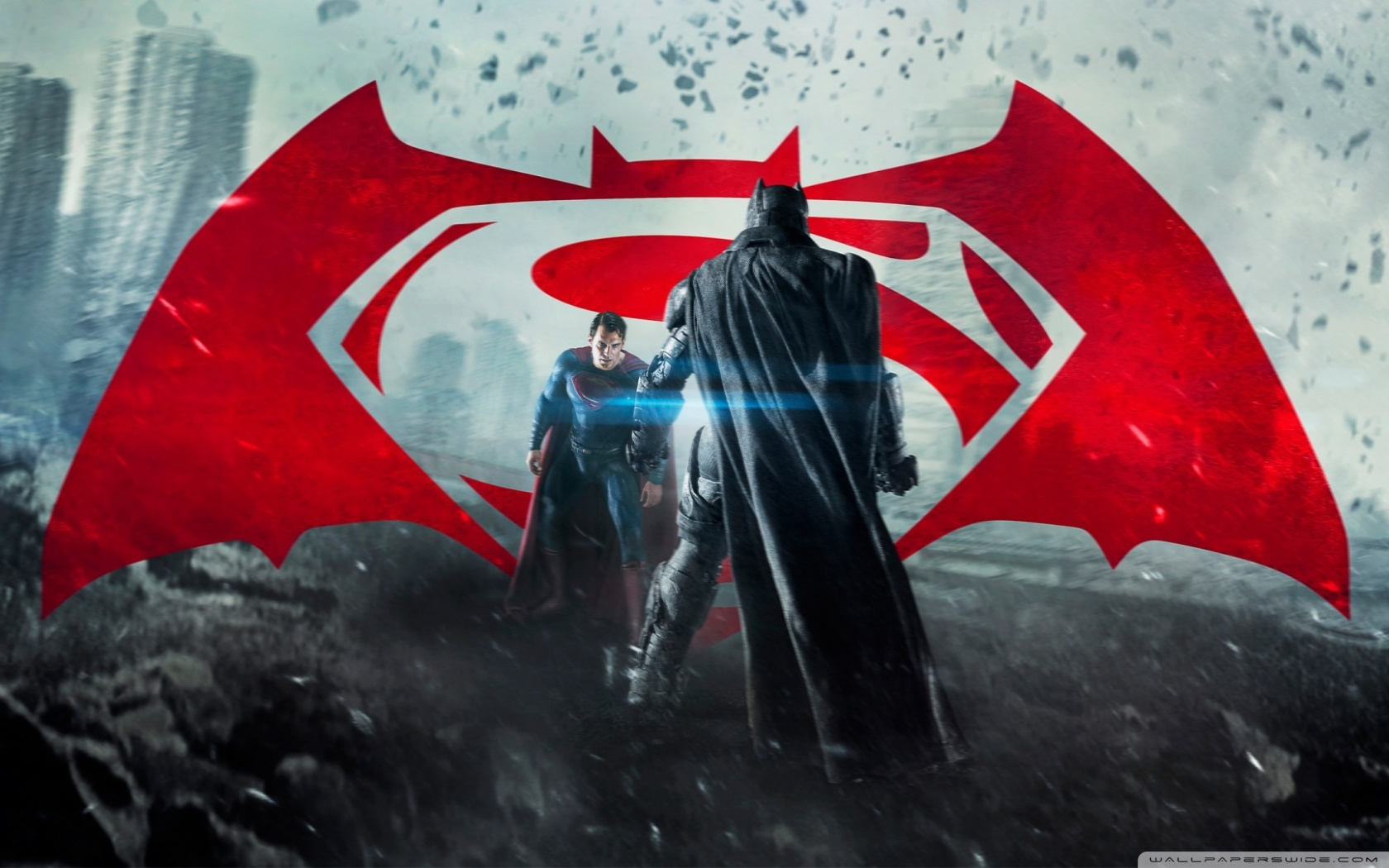 Batman v Superman Dawn of Justice 4K HD Desktop Wallpaper for 1680x1050