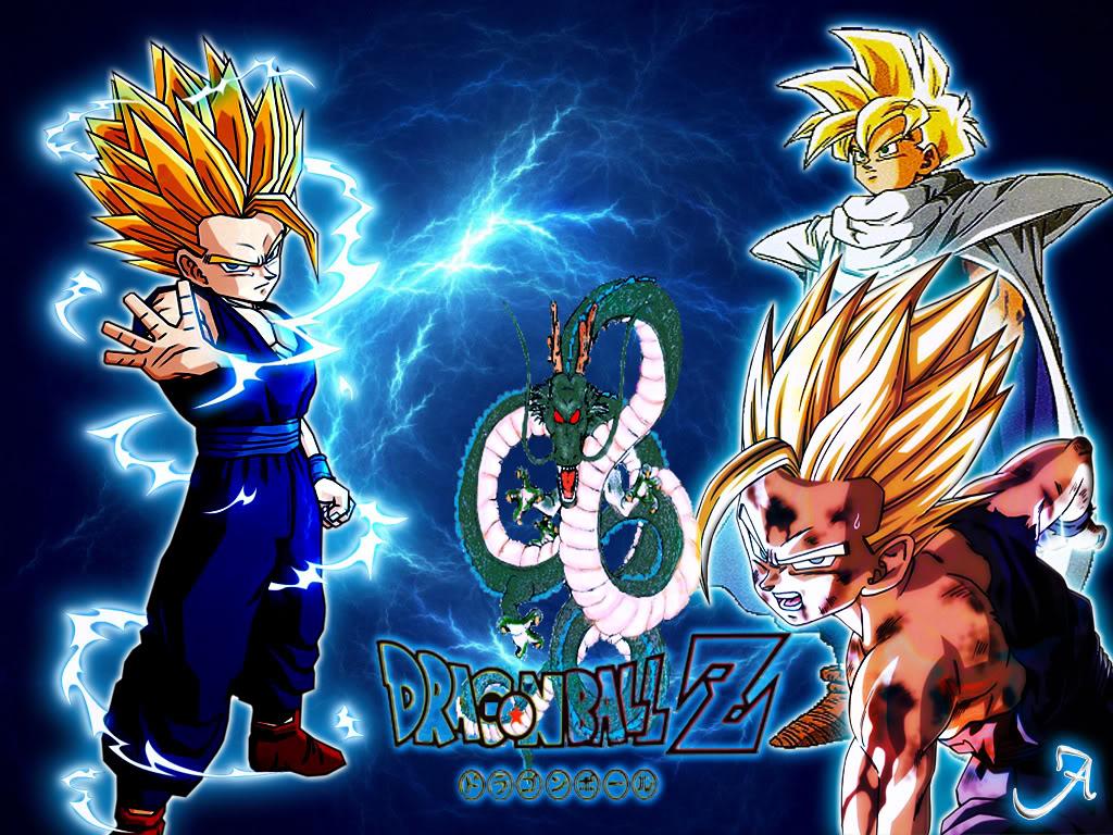 Dragon Ball Z Wallpapers Gohan: Ssj2 Gohan Wallpaper