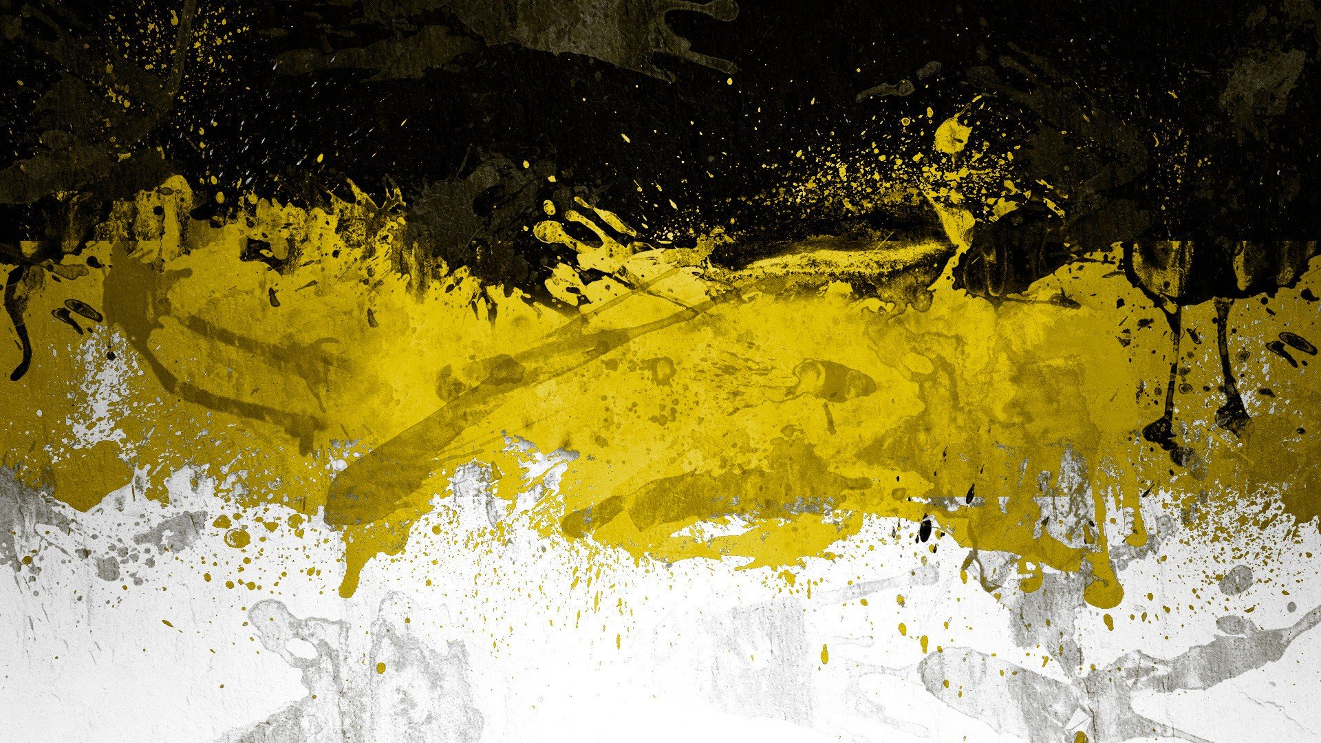 46 Black White And Yellow Wallpaper On Wallpapersafari