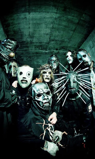 Slipknot HD Live Wallpapers for android Slipknot HD Live Wallpapers 307x512