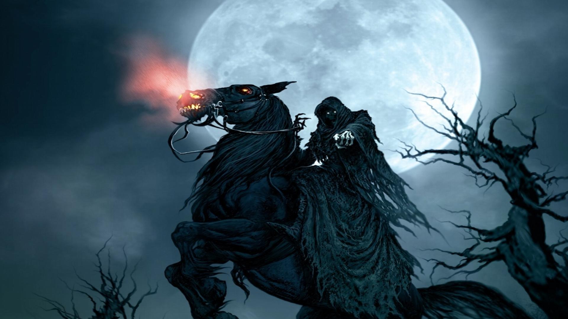 фэнтези графика женщина Grim Reaper  № 3256276 загрузить
