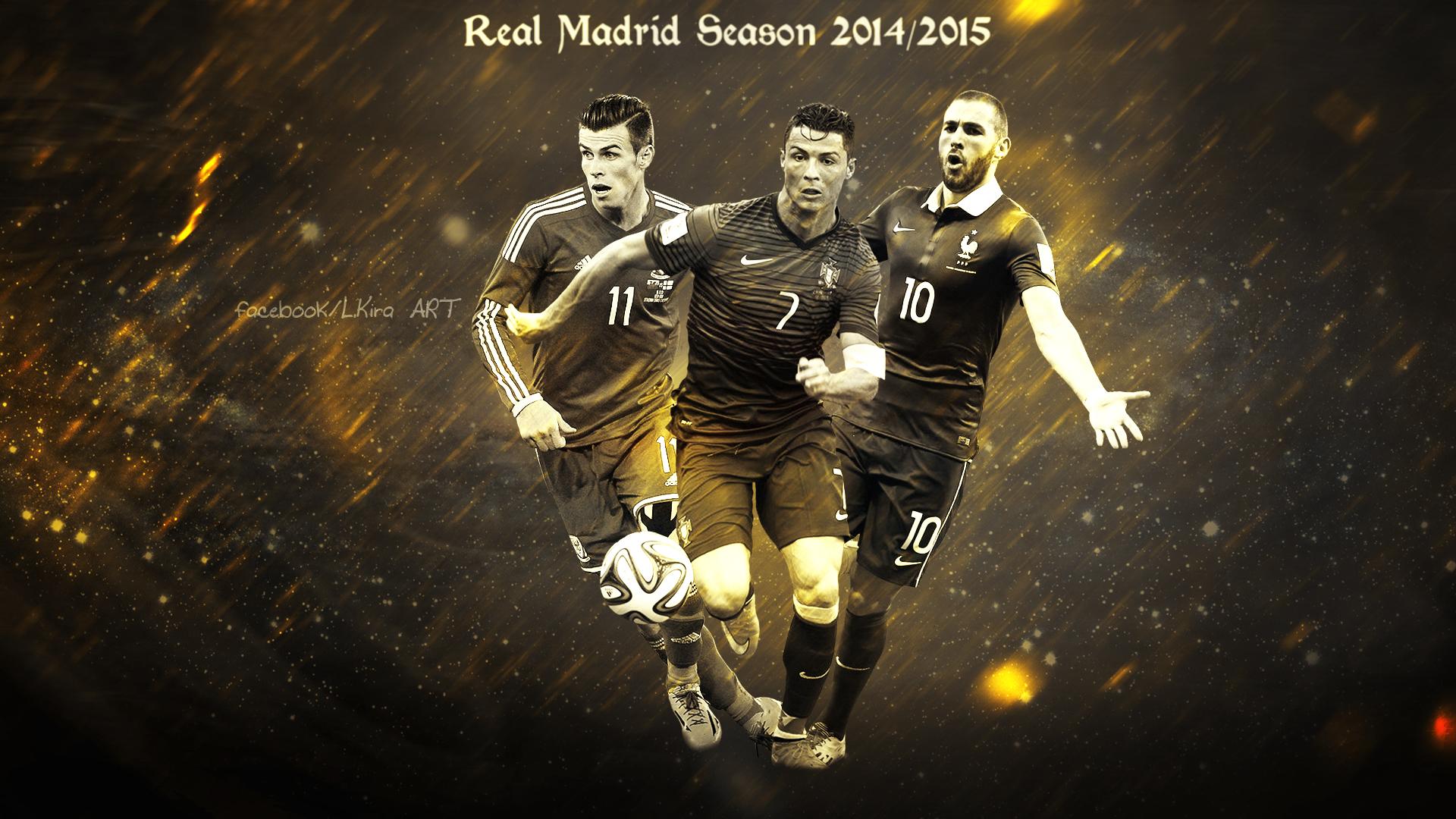 48] Real Madrid Wallpaper 2014 2015 on WallpaperSafari 1920x1080