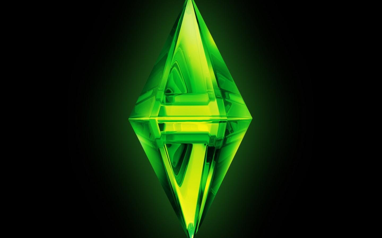 The Sims 3 Logo gratuit fonds cran The Sims 3 Logo jeu pc sims 1440x900