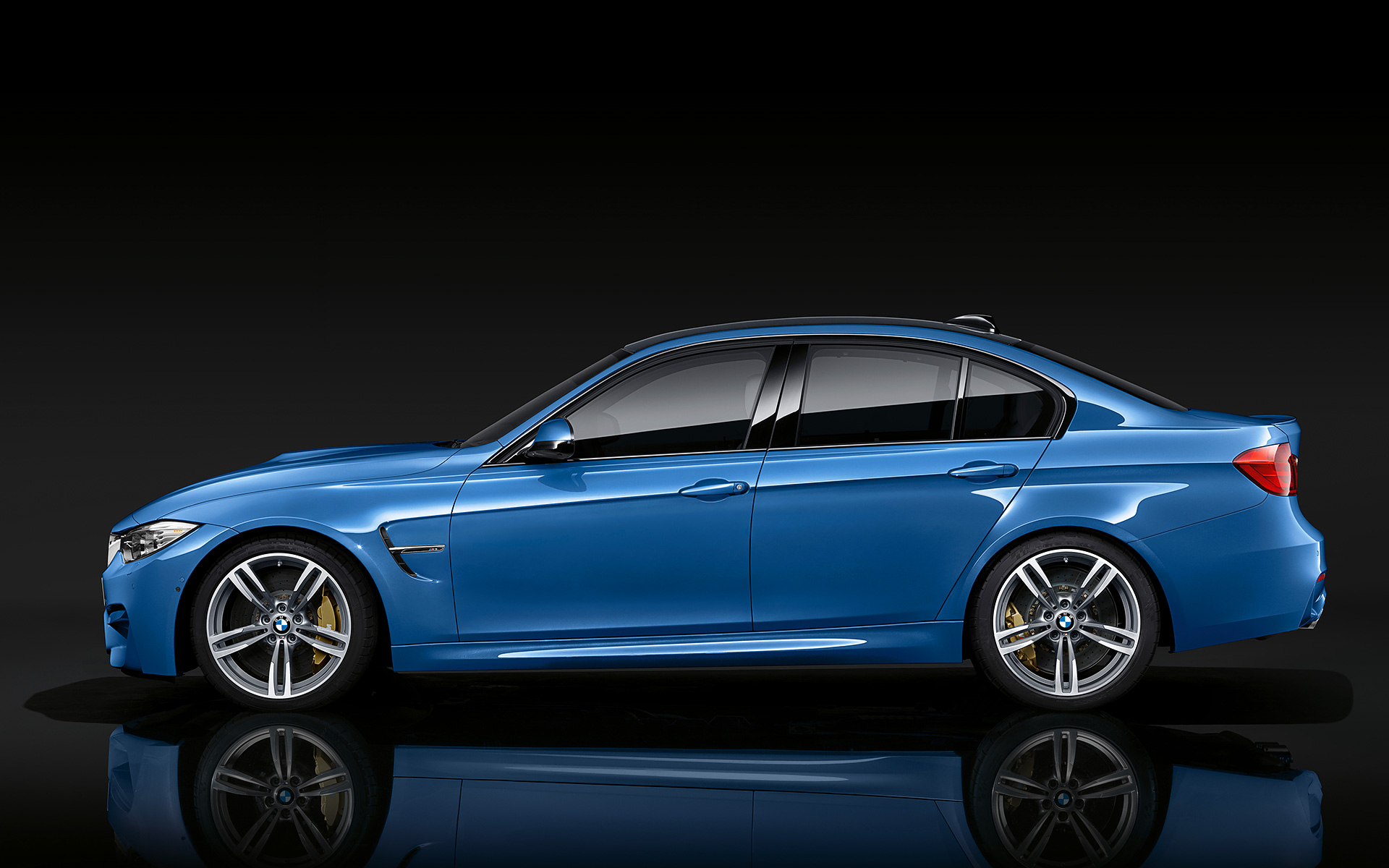 BMW M3 F80 Limousine Wallpaper 1920 1200 06   San Francisco 1920x1200