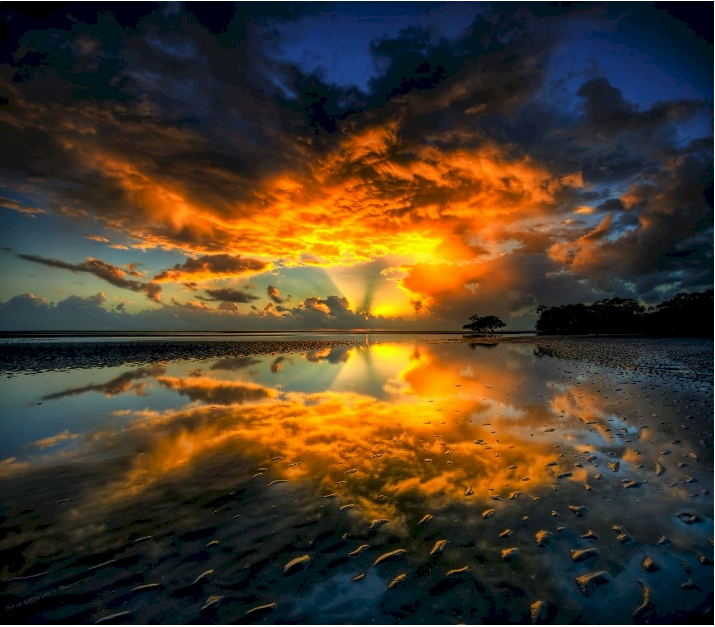 Top 6 Most Beautiful Sunsets Ever 715x627