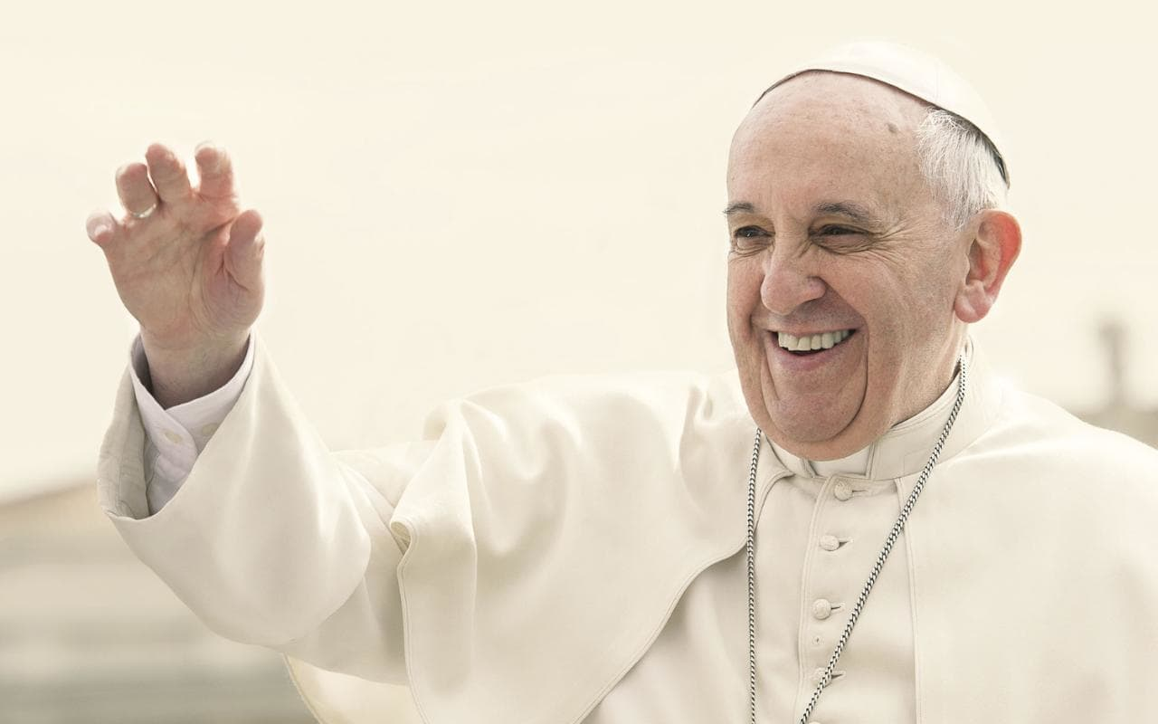 Pope Francis Wallpapers   Top Pope Francis Backgrounds 1280x800