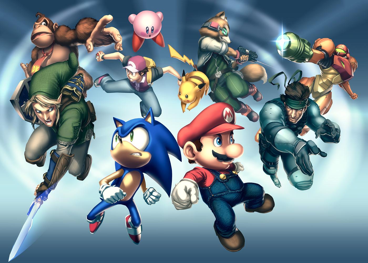 Super Smash Bros Melee Wallpaper  WallpaperSafari