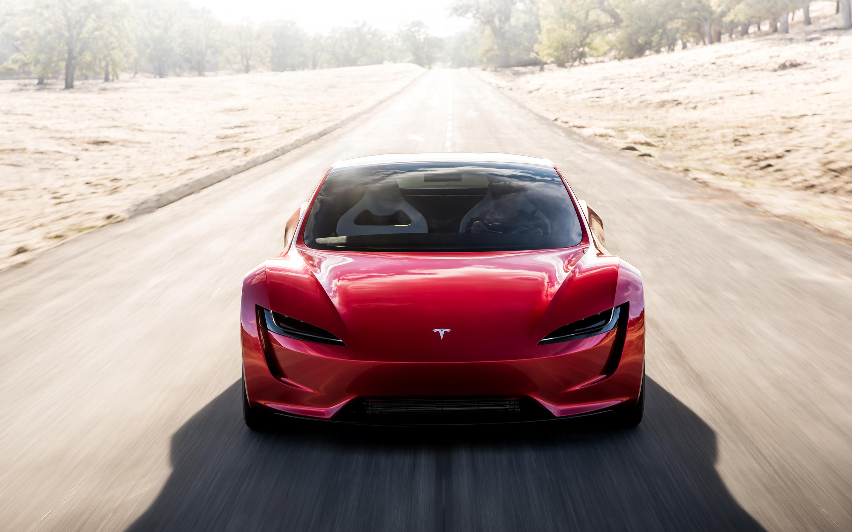 Tesla Roadster 2020 4K Wallpapers HD Wallpapers 2880x1800
