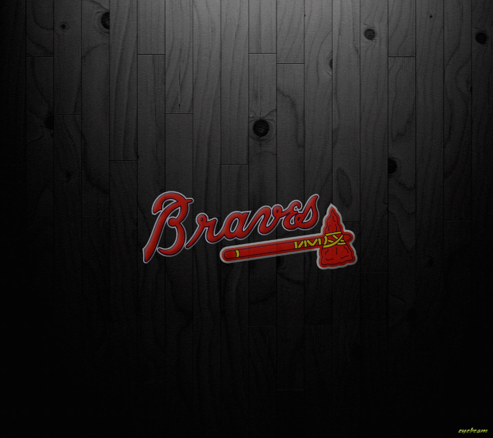 HD Wallpapers Atlanta Braves 960x854
