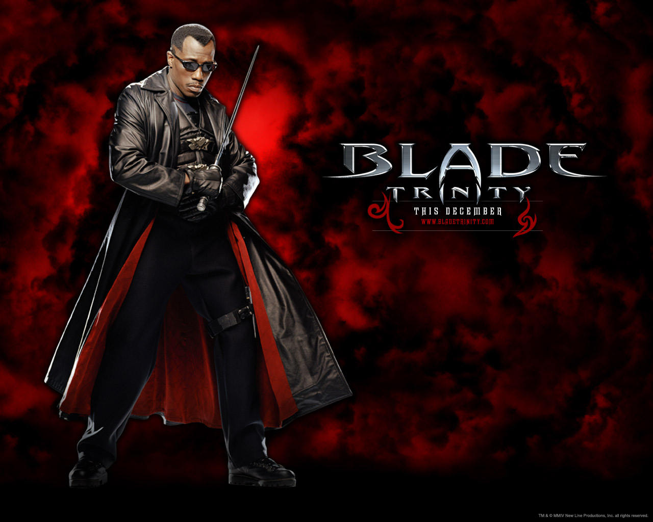 Blade Movie Wallpapers HD wallpapers   Blade Movie Wallpapers 1280x1024
