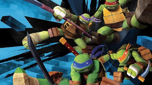 Download Tmnt Raphael Wallpapers To Your Cell Phone Comics Tmnt Apps 512x288