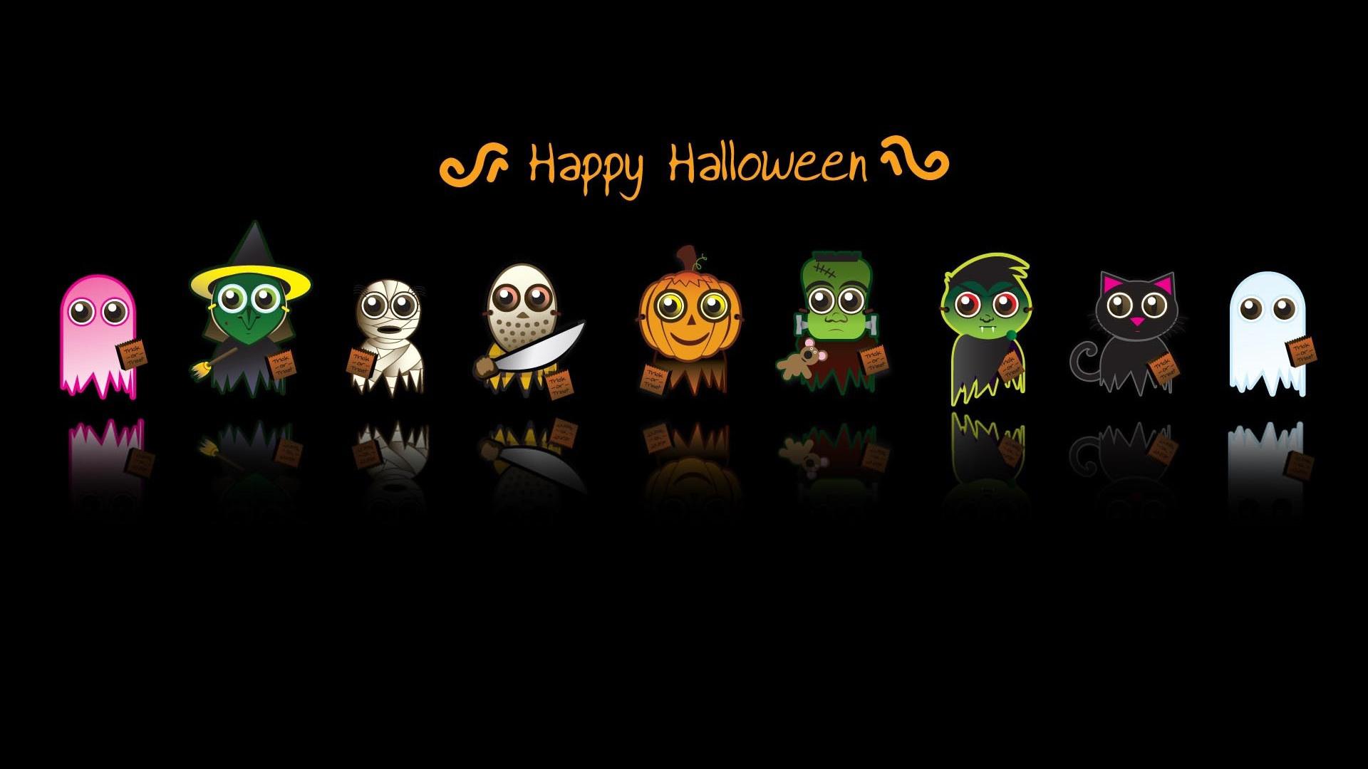 Cute Halloween HD Wallpapers 1920x1080