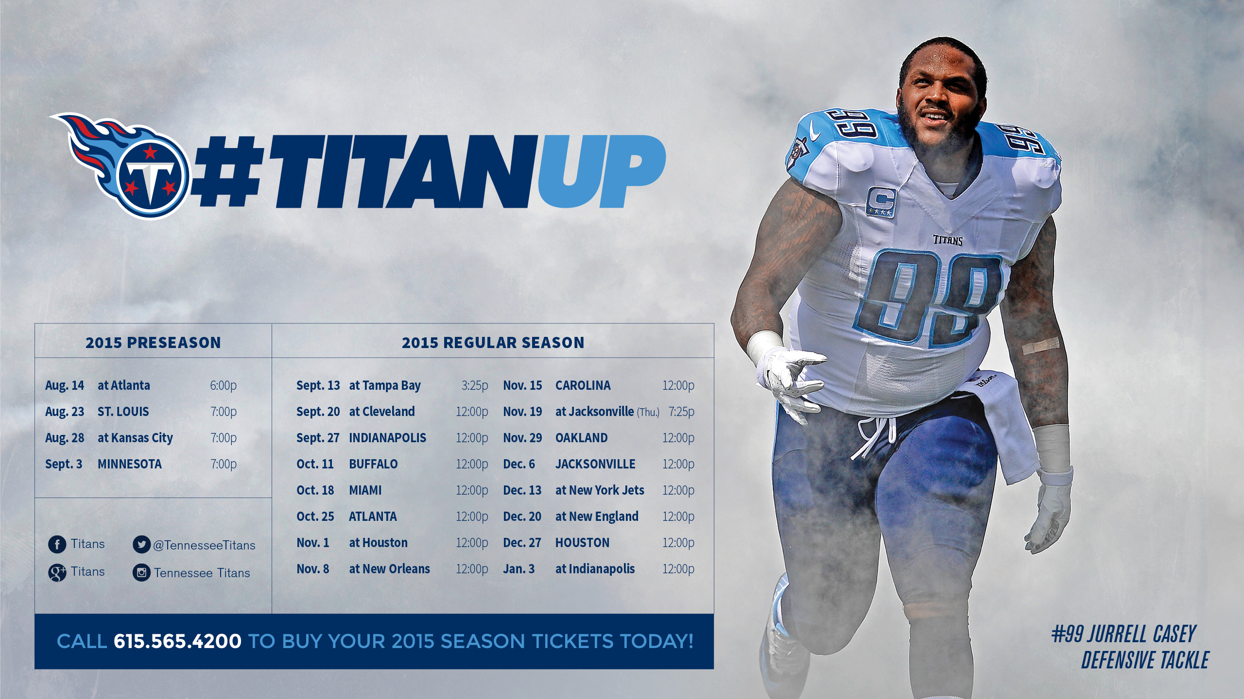 Tennessee Titans Downloadable Desktop Wallpaper 2560x1440