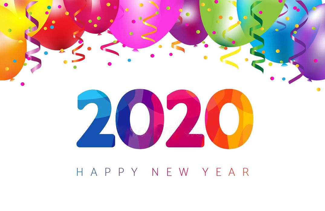 Happy New Year 2020 Images HD Wallpapers Download 1075x700