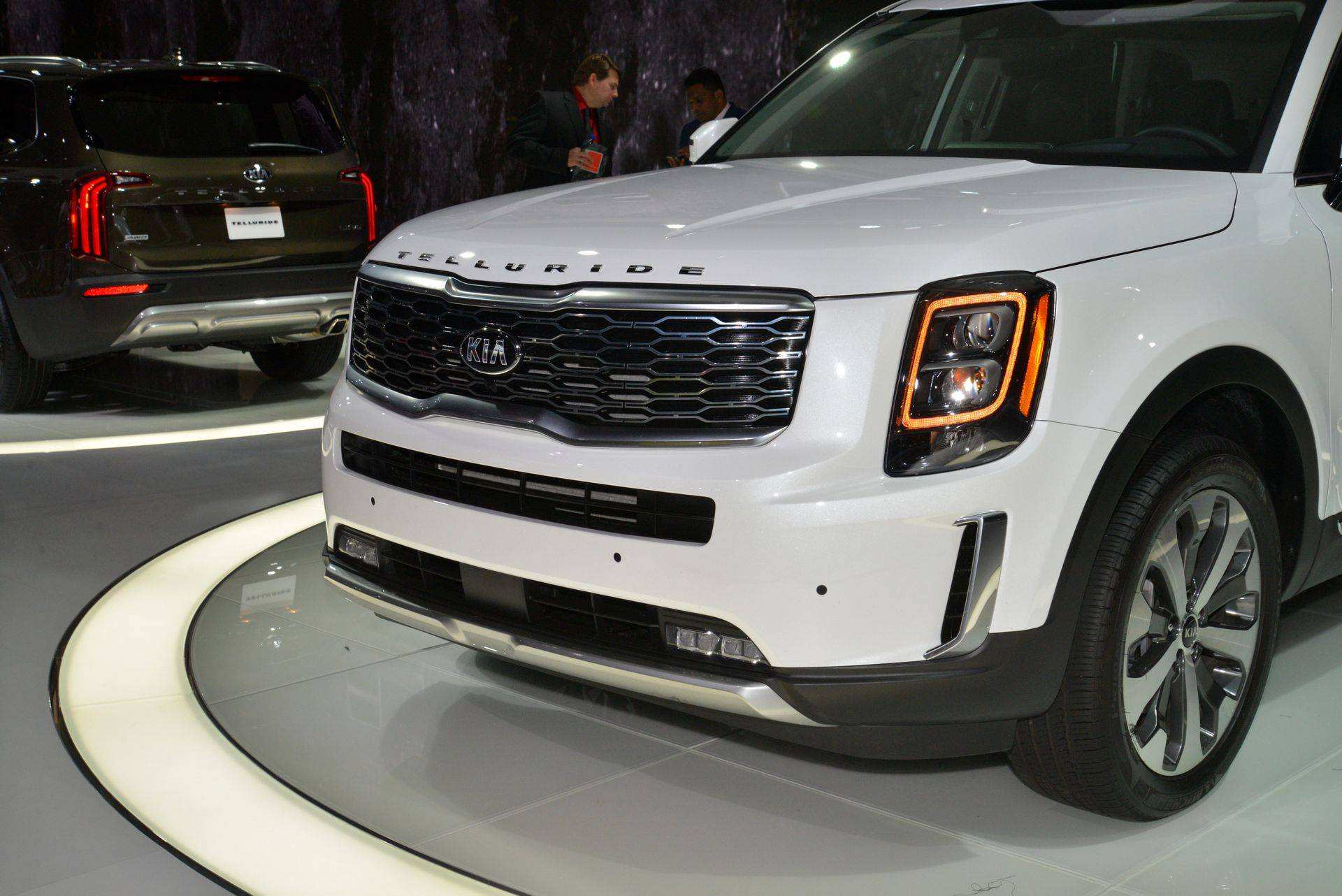 60 Best Review 2020 Kia Telluride Build And Price Wallpaper with 1920x1282