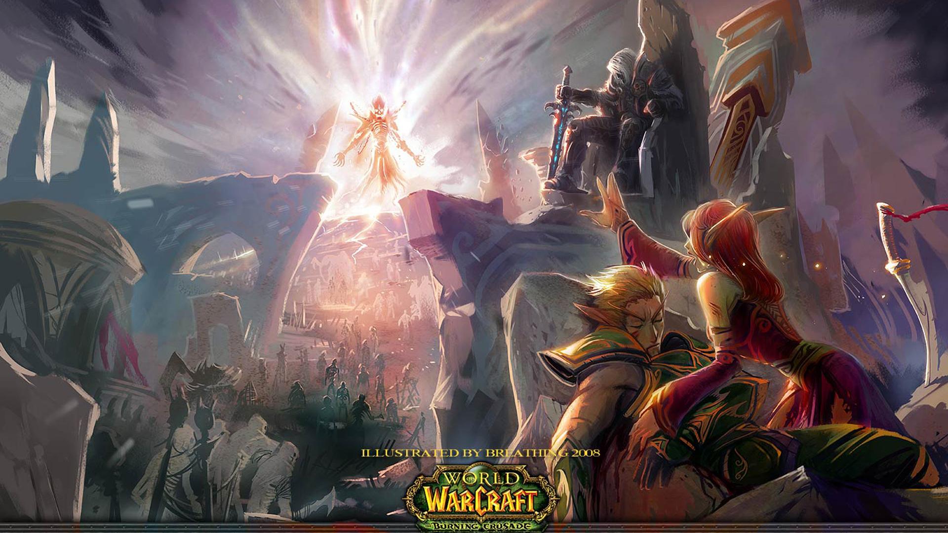 World Of Warcraft Backgrounds 1920x1080: 1920X1080 Wow Wallpaper
