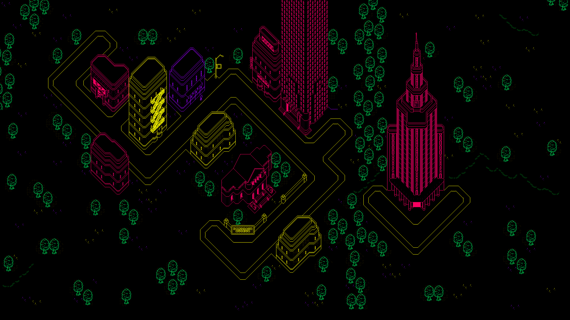 I made a 1920x1080 version of Moonside   Imgur 1920x1080