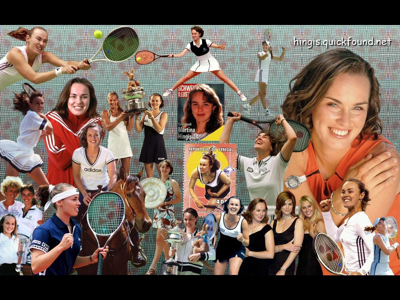 Martina Hingis Wallpaper QuickSports 1280x960