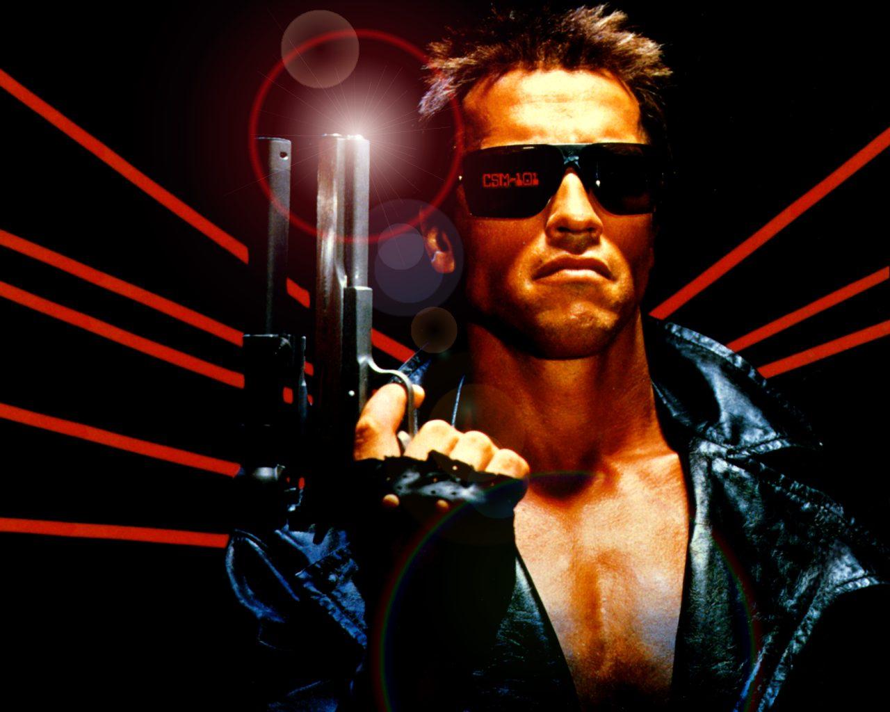 Free Download For U Arnold Schwarzenegger Terminator Is