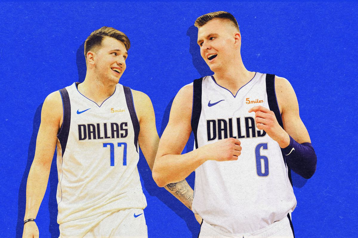 Kristaps Porzingis Is a Maverick How Will He Pair With Luka 1200x800